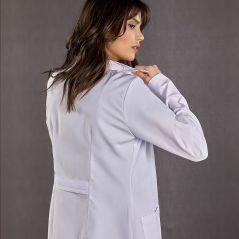 Female Judge Collar Lab Coat (Alpaca Fabric)
