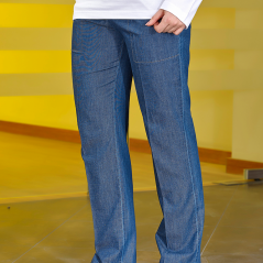 MediJean Denim Fabric Single Trousers