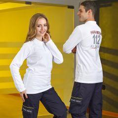 112 Paramedic Long Sleeve T-Shirt