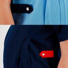 One Top Modern Pregnant Nurse Shirt