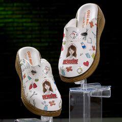 Women's Vivacolor Sabo Slippers