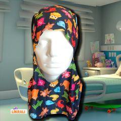 Lycra Hijab Caps