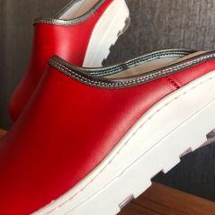 Greys Gold Sabo Hospital Slippers (100% Imported Genuine Leather)